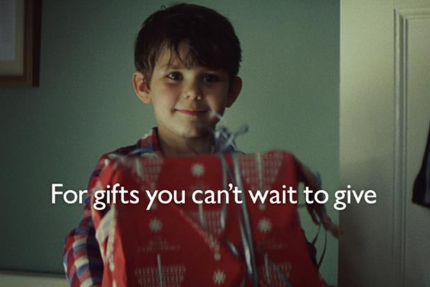 John Lewis' Christmas ad has received almost 3 million YouTube views