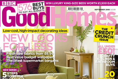 BBC Good Homes... to close