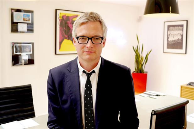 Jeremy Rainbird: chief executive of Addiction Worldwide