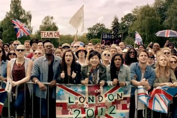 BT: launches Olympic-themed campaign