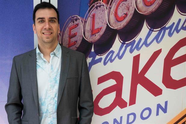 Leroyson Figueira: joins Cake