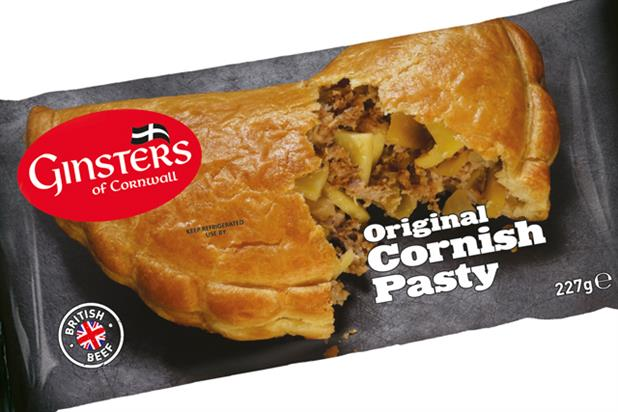 Ginsters: appoints M&C Saatchi