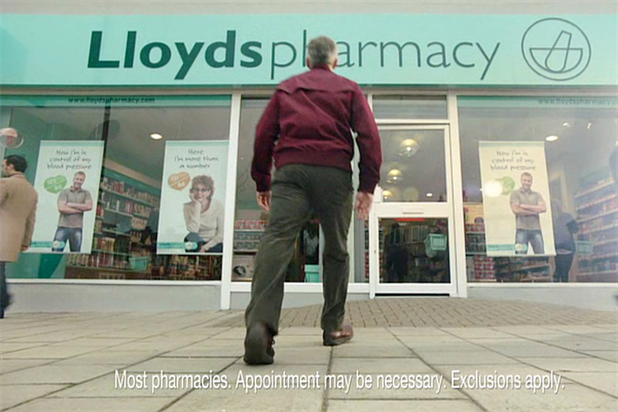 Lloydspharmacy: the appointed shop will help introduce the brand to more European countries