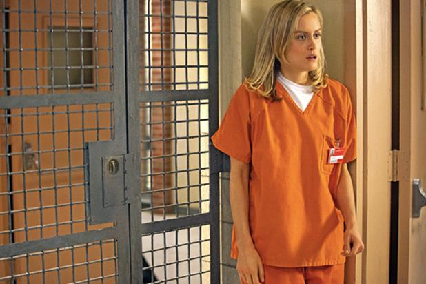 Orange is the new Black: Netflix original series
