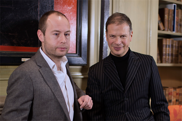 TBWA\London: Stainer (left) will join the management team and report to Souter