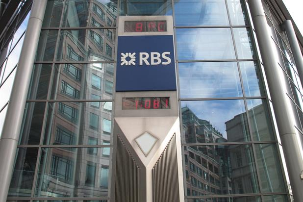 RBS Group: selling 314 branches of RBS and NatWest, which will become Williams & Glyn's