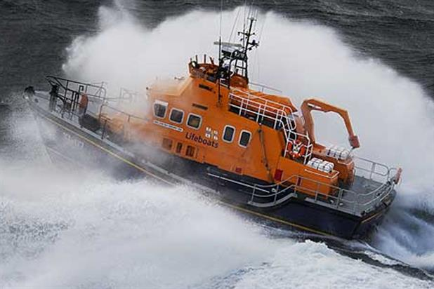 RNLI: Partners Andrew Aldridge win brief