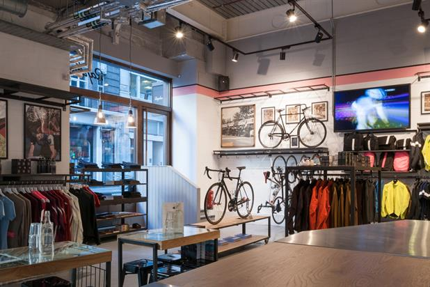 Rapha: has 'cracked the in-store experience'