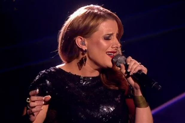 Sam Bailey: wins The X Factor