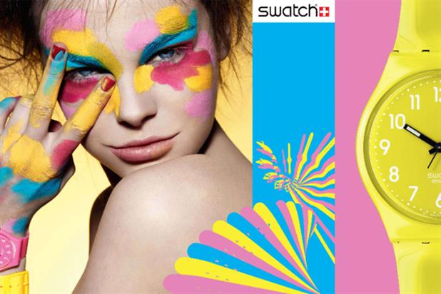 Swatch: Hometown picks up global brief