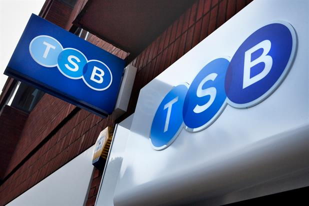 TSB…the bank has appointed Havas EHS to handle its direct marketing business