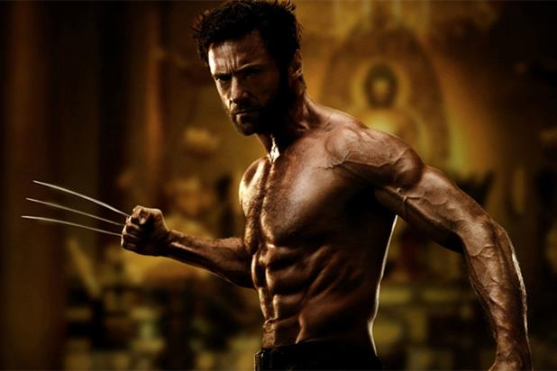 The Wolverine: starring Hugh Jackman