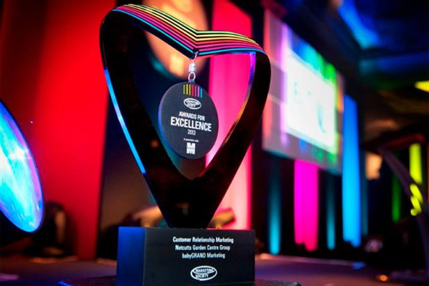 The Marketing Society Awards: VCCP, OMD UK, AMV and A&E each pick up gongs