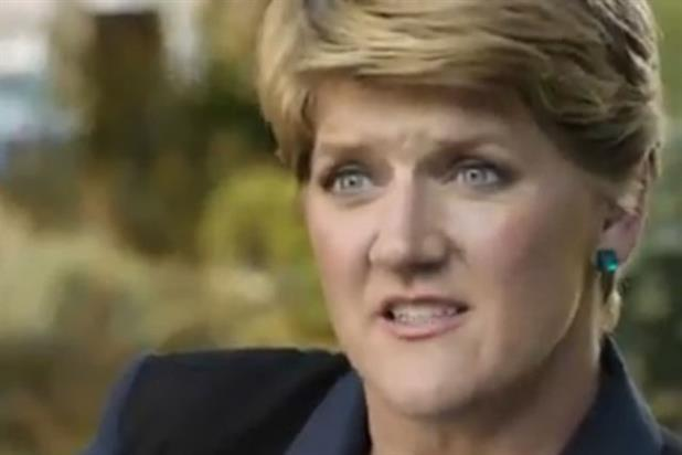 Clare Balding: stars in because your home matters by The Outfit for Lloyds Bank