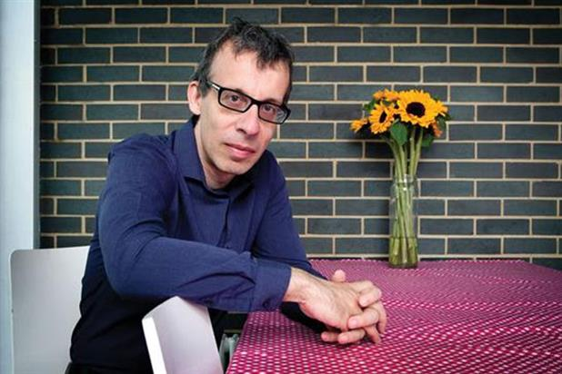 David Schneider: co-founded a company that specialises in social media