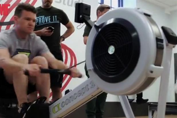 Feel the burn: media agency staff take up the fitness challenge