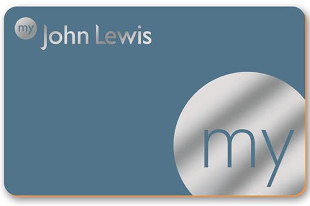 John Lewis: launches first loyalty card