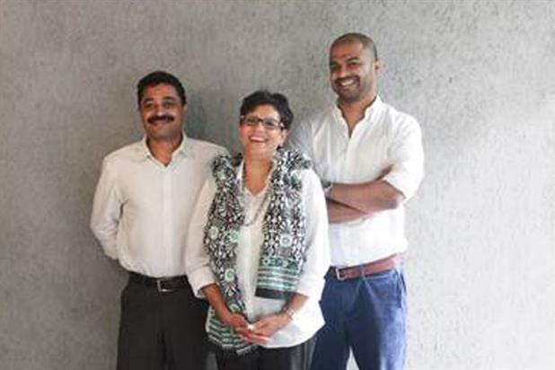 M&C Saatchi: Gopal Krishnan, Anjali Nayart and Nirmal Pulickal