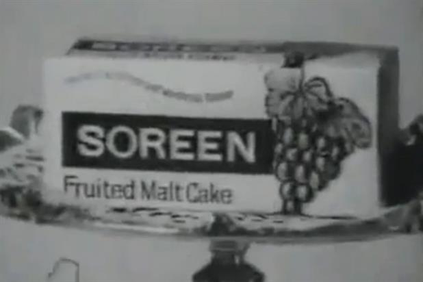 Video gallery: Soreen ads through the years