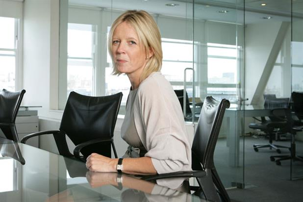 Lisa Thomas: chief executive of M&C Saatchi Group