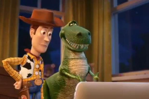 Cast Of Toy Story Star In Sky Broadband Ad Advertising