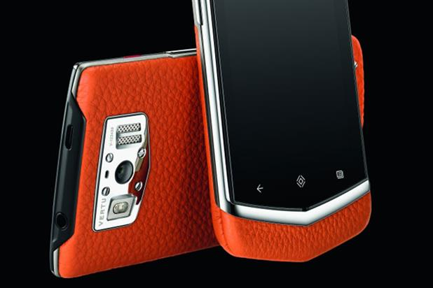 Vertu: luxury phone brand seeks global CRM agency