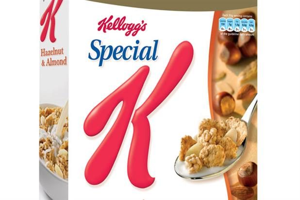 All change: Kellogg's is reviewing its lobbying support