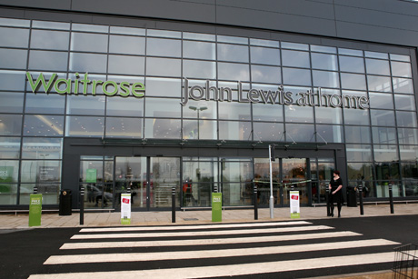 John Lewis Partnership: parent to Waitrose and John Lewis