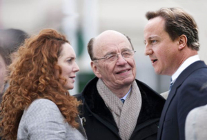 Rebekah Brooks takes a novel route to the Leveson Inquiry