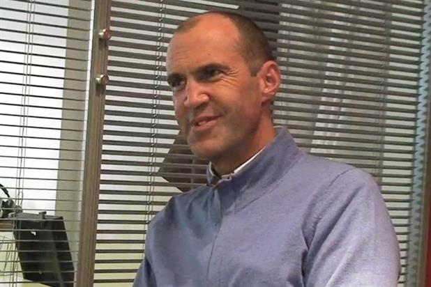 Johnny Vaughan: Absolute Radio's Olympic drive-time presenter