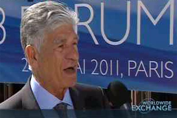 Maurice Levy: 'Digital is the name of the game tomorrow'