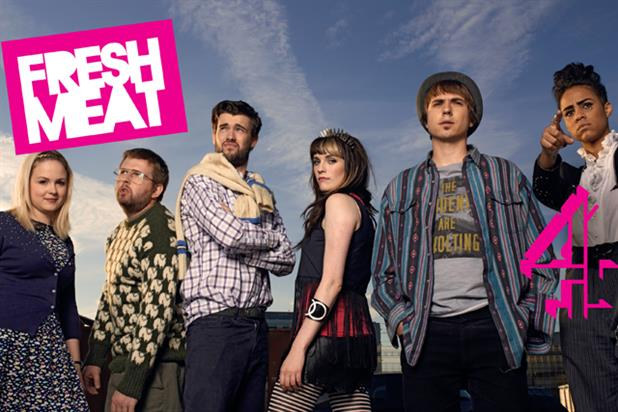 Fresh Meat: Twitter Q&A with cast members