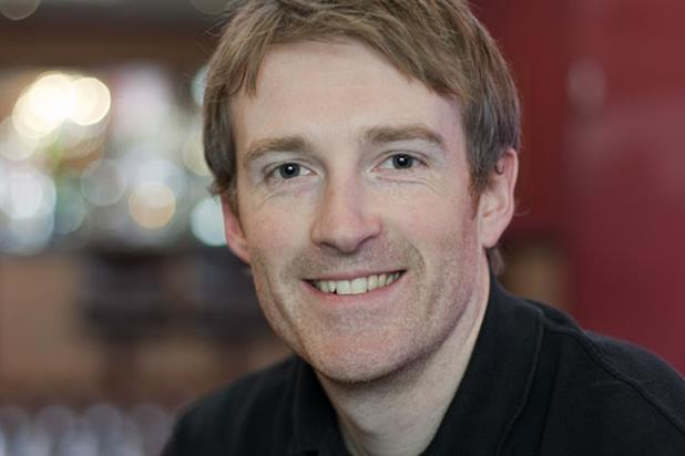 Peter Fyfe: head of social media, MediaCom
