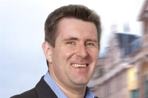 David Payne: promoted to global chief development officer at Kinetic