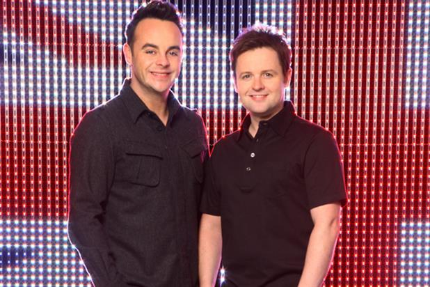 Britain's Got Talent's Ant and Dec