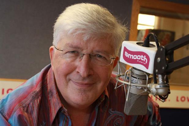 Simon Bates: Smooth Radio host