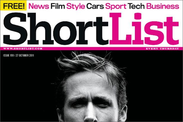 ShortList: ShortList Media title