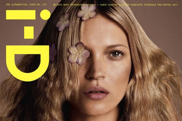I-D cover: Fiona Dallanegra returns as publisher of the fashion magazine