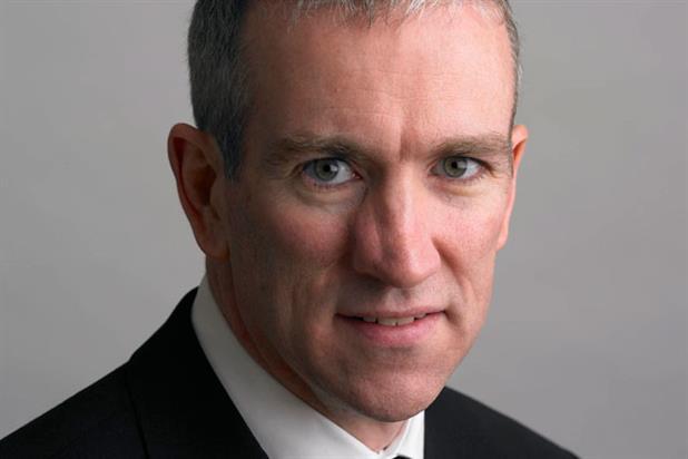 Mike Darcey: the chief executive of NI Group