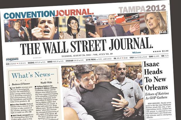 Wall Street Journal: readies pop up cafe