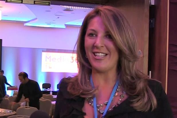 MediaCom's Claudine Collins feels 'invigorated'