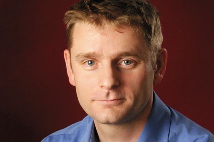 I-Level co-founder Andrew Walmsley