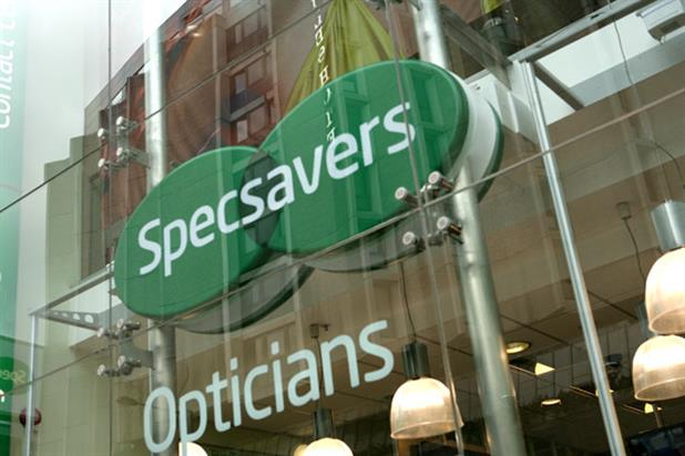 Specsavers: sources suggest MEC focused on the brand