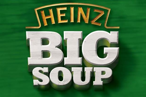 Heinz Big Soup: to sponsor TalkSport rugby league coverage