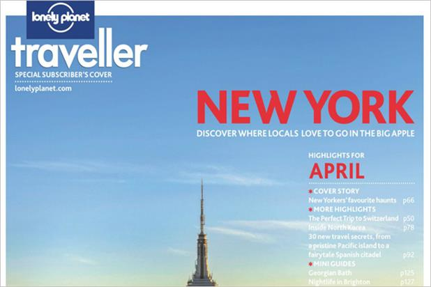 Lonely Planet magazine: BBC Worldwide sells business to NC2 Media