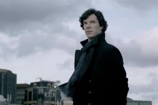Sherlock: one of the programmes sold abroad by BBC Worldwide