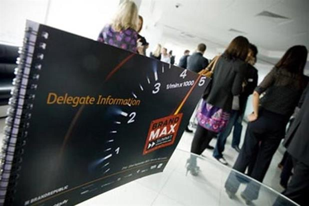 BrandMAX: delegates gather at Altitude