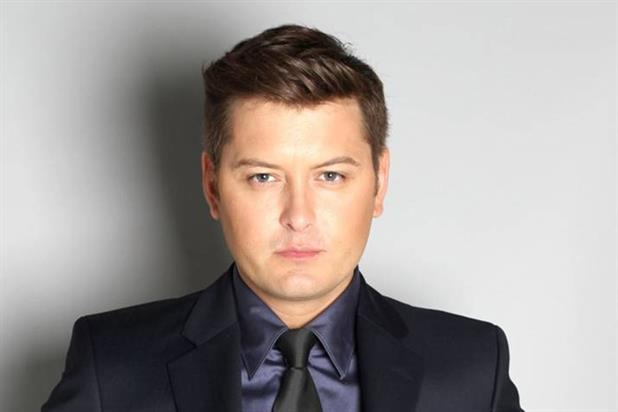 Big Brother: host Brian Dowling