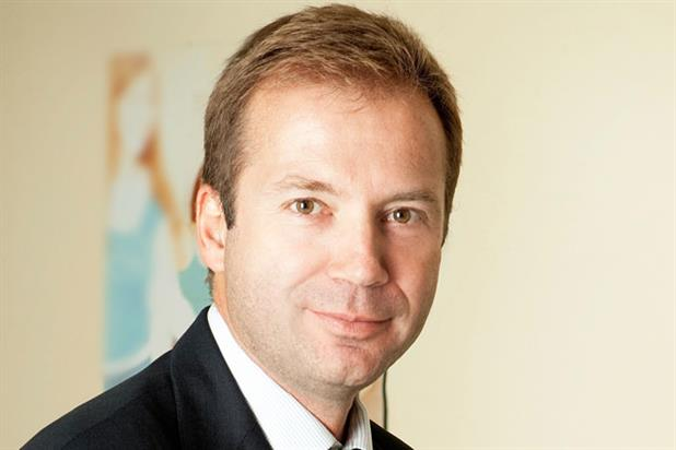 Federico de Nardis: new EMEA chief executive of Maxus