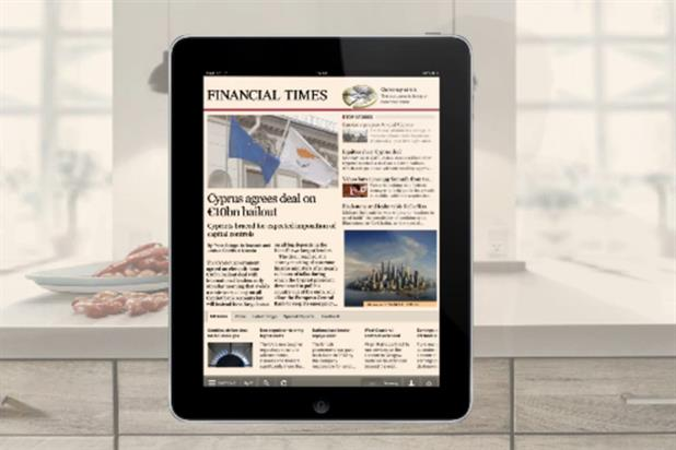 Financial Times: rolls out redesigned web app